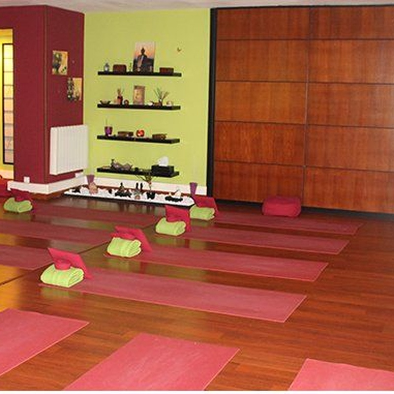 Tarifas: Servicios de Dharana Yoga Centro