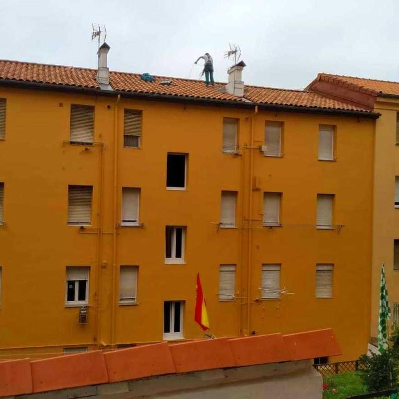 Especialistas en trabajos verticales en Santander