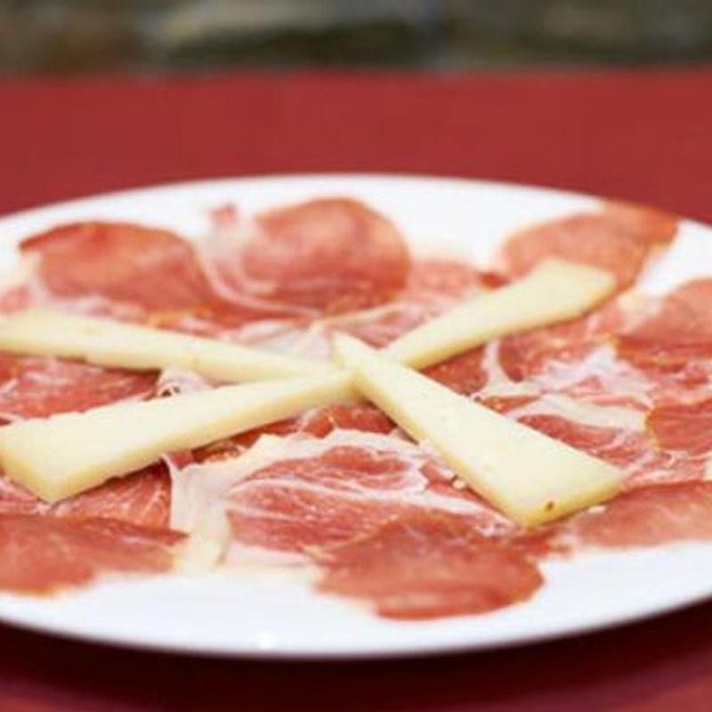Platos de siempre: Carta de Restaurante Aitana