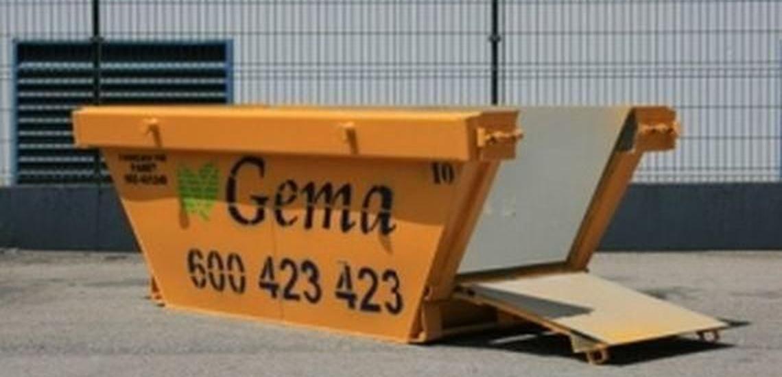 Alquiler de contenedores en Gijón