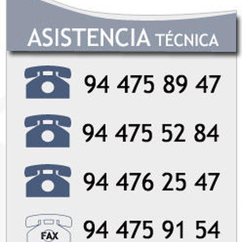 Servicio de asistencia técnica oficial: Tienda online y servicios de Servicio Tecnico Urueña, S.L.