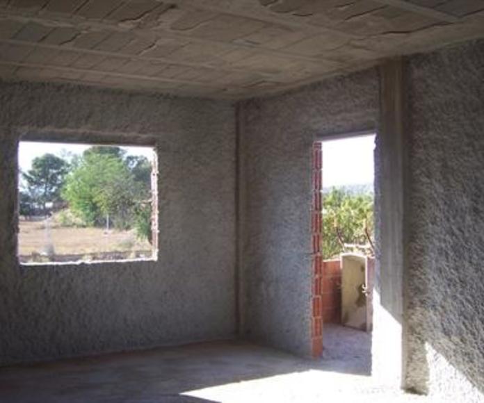 Aislamiento en viviendas: Servicios de Aplan
