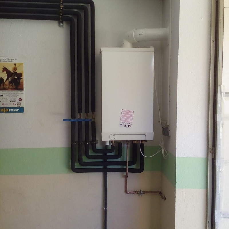 Calefacción: Servicios de Instalaciones Núñez Vallejo