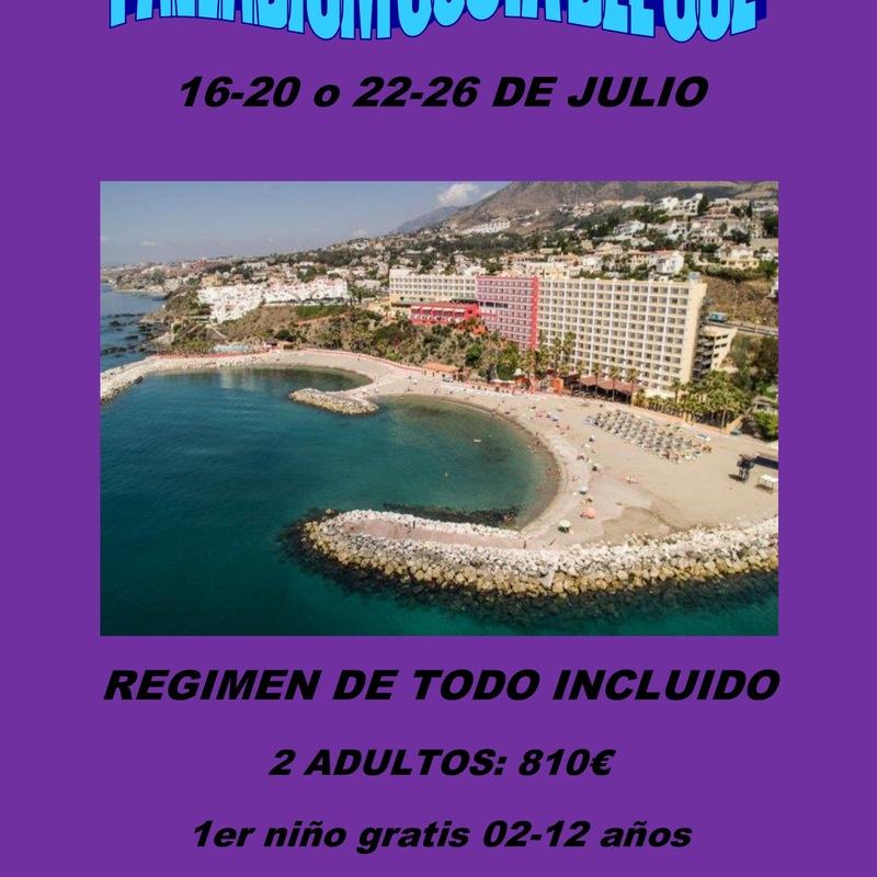 Palladium Costa del Sol: Ofertas de Viajes Global Sur