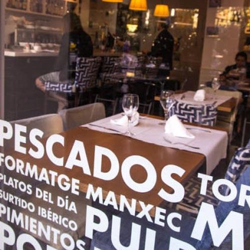 Restaurante gallego con menú del día y carta