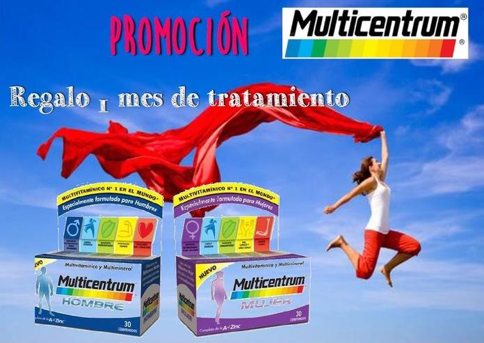 Promoción Multicentrum