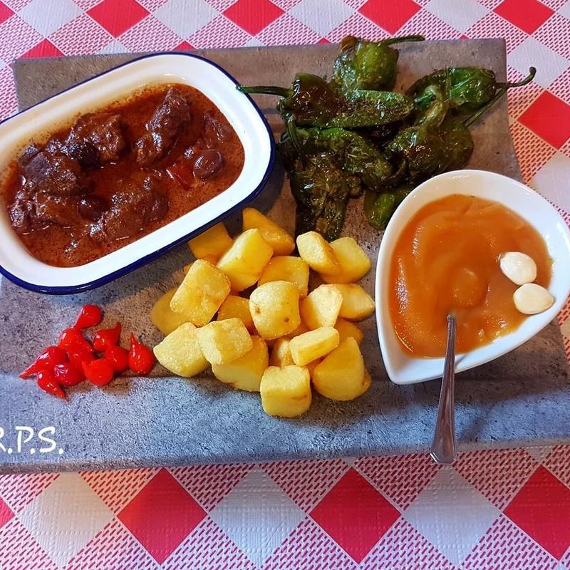 Carnes: Carta de La Leyenda de la Mancha