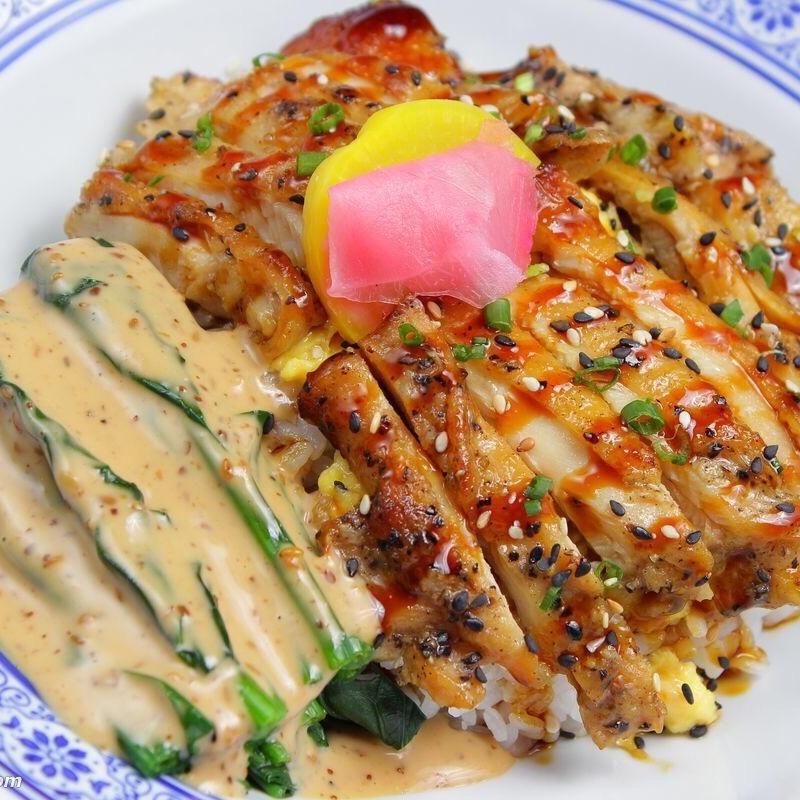 Donburi: Nuestra carta de Restaurante Eko