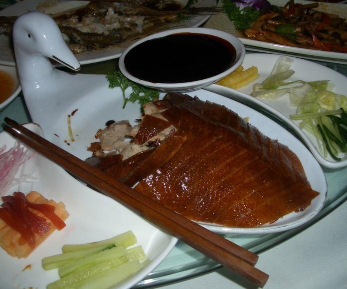 Pato: Especialidades de Bambú Garden