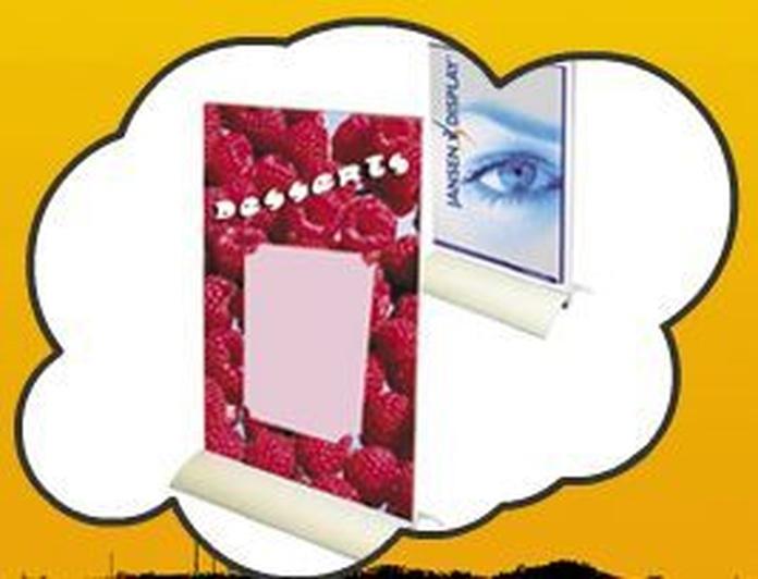 Frame Tipo Menú Card Holder: Catálogo de Ideño Diseño e Impresión
