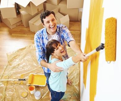 Consejos para pintar tu casa