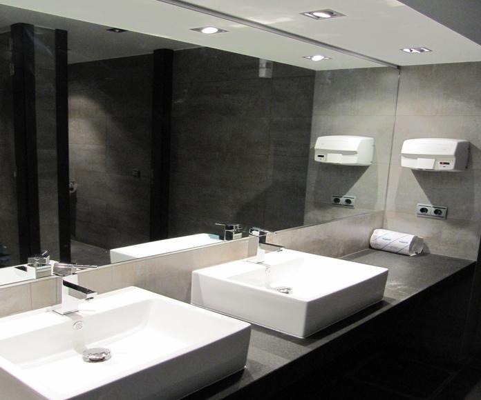 Instalaciones de fontanería y climatización: Servicios de
