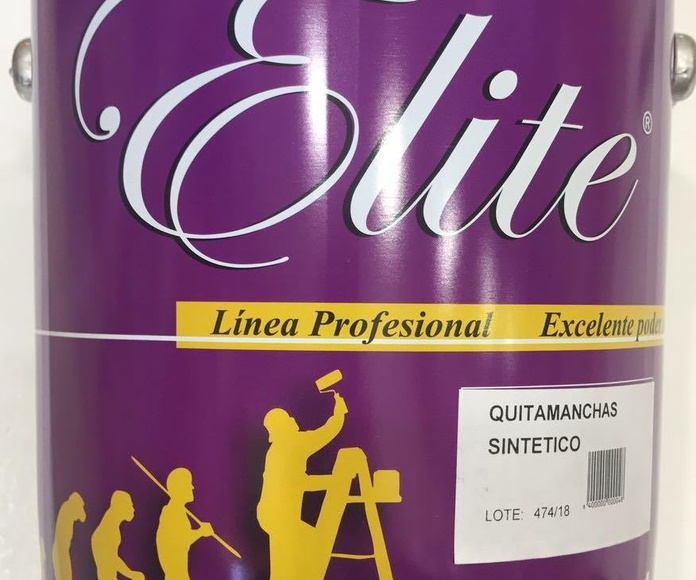 ELITE® QUITAMANCHAS