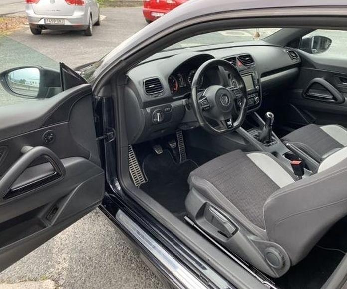 VOLKSWAGEN SCIROCCO 2.0TSI R 265CV!!: Compra venta de coches de CODIGOCAR