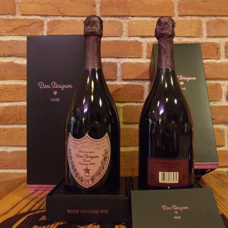 Don Perignon Rose Vintage 1998: Catálogo de López Pascual