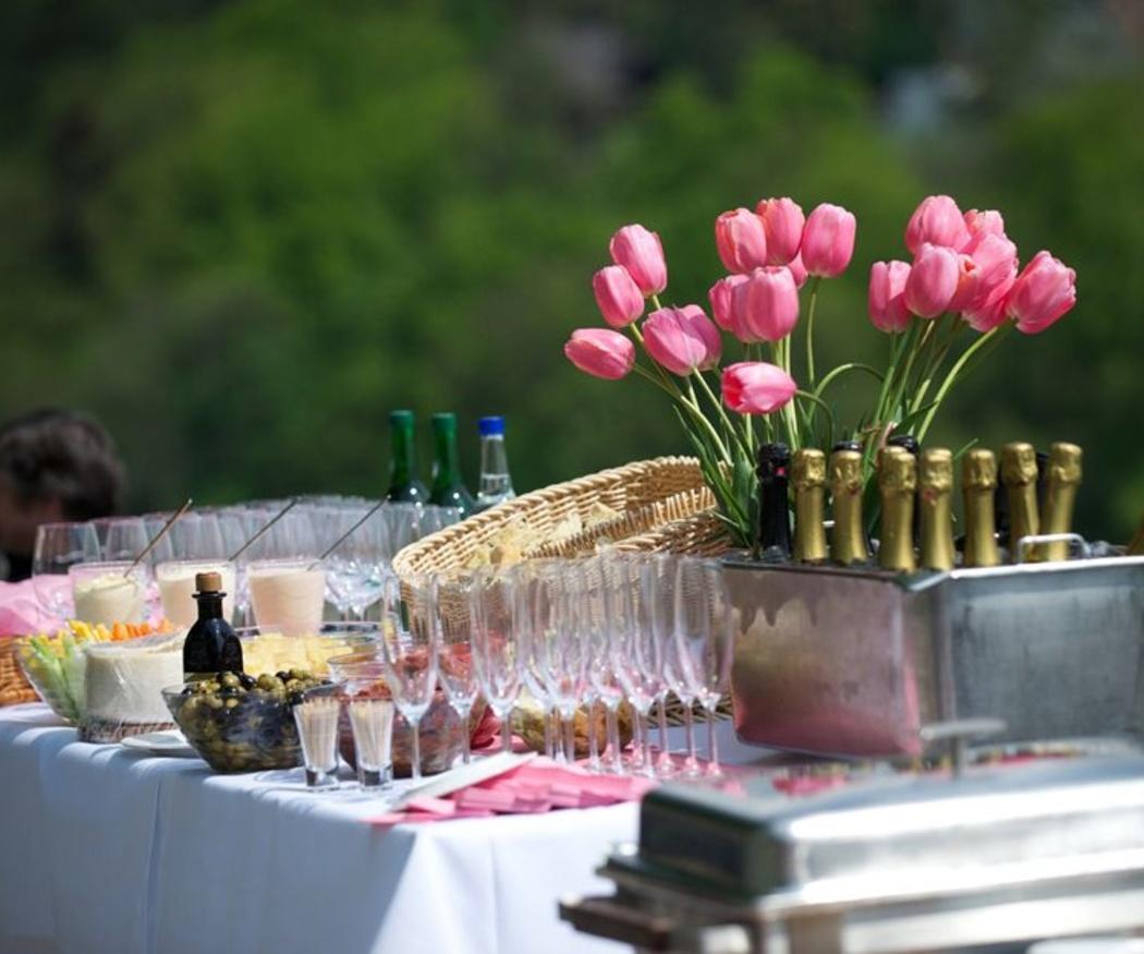 Algunas ventajas de contratar un catering