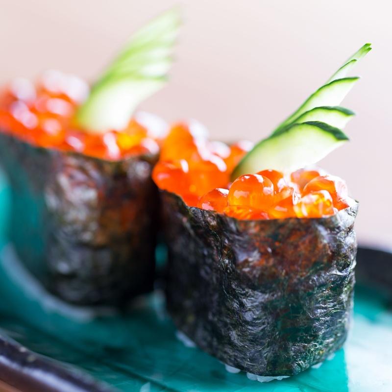 Gunkan: Carta de Mr. Sushi