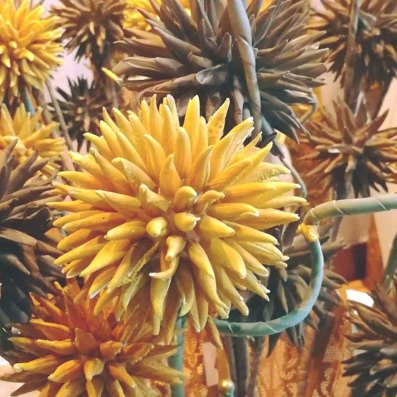 Flores de foam