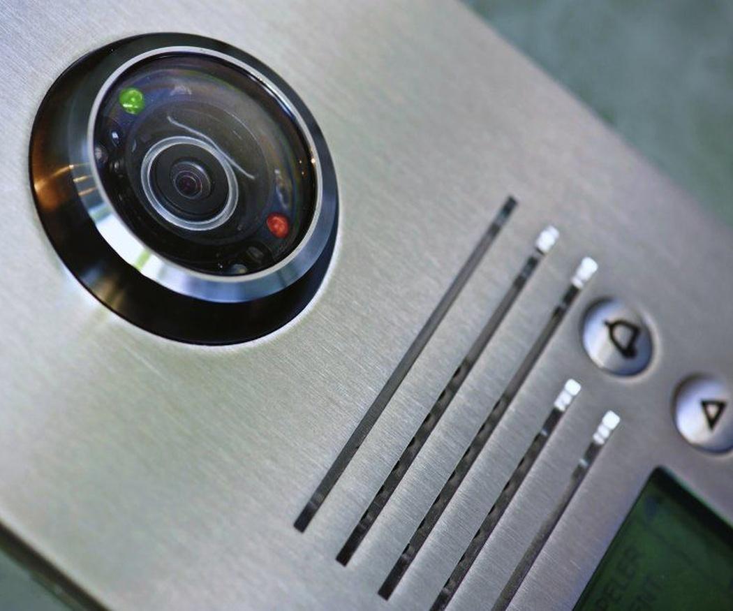 Videoporteros con cámaras basculantes