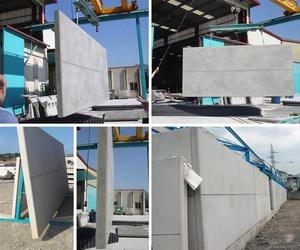 Muros prefabricados de hormigón en Asturias