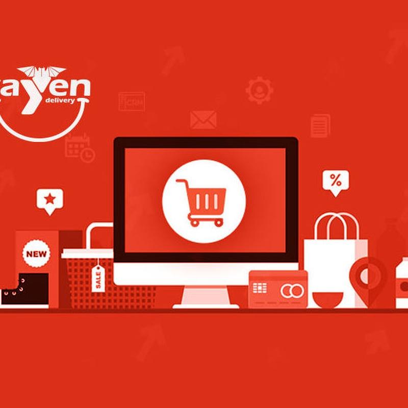 E-Commerce: Catálogo de Vayven Delivery Valencia