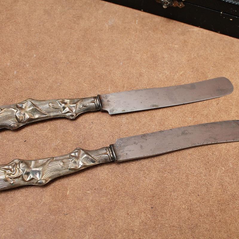 Cuchillos de postre Art-Decó: Artículos  de Ruzafa Vintage