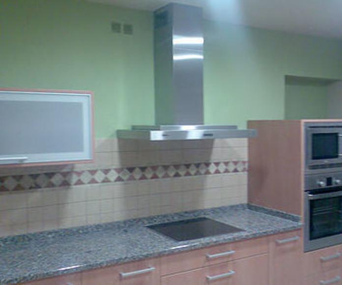 Pintado de baldosas de cocinas y baños: Servicios de Rulato