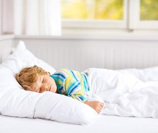 El colchón ideal para los niños