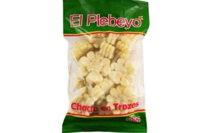 Choclo en trozos El Plebeyo: PRODUCTOS de La Cabaña 5 continentes