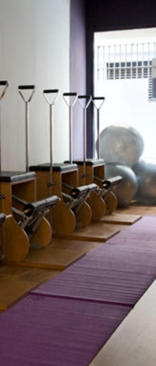 Pilates para mayores