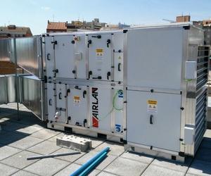 Instalación de aire acondicionado en Cáceres