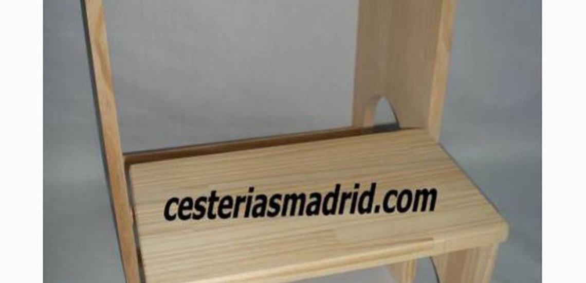 Muebles para terraza de mimbre en Madrid centro