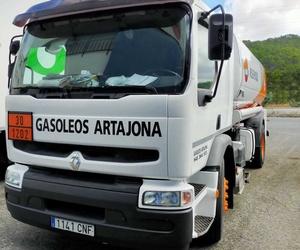 Gasóleo de calefacción en Navarra