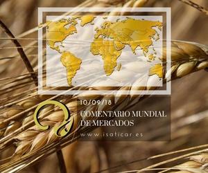 Informe internacional de mercados 10.09.18