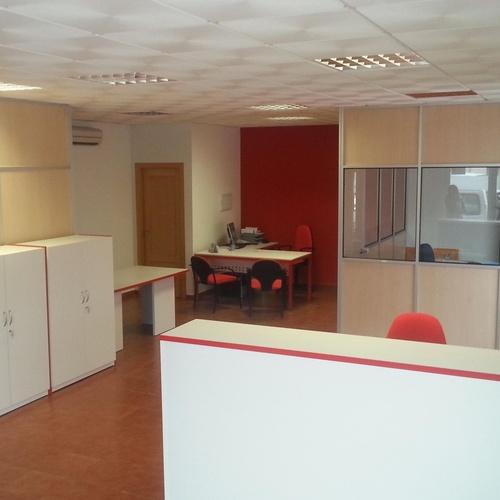 Asesoría Rojas - Interior de oficina