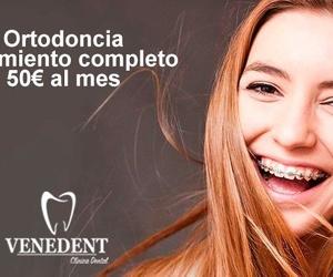 Ortodoncia para niños y adultos en León: 50€ al mes