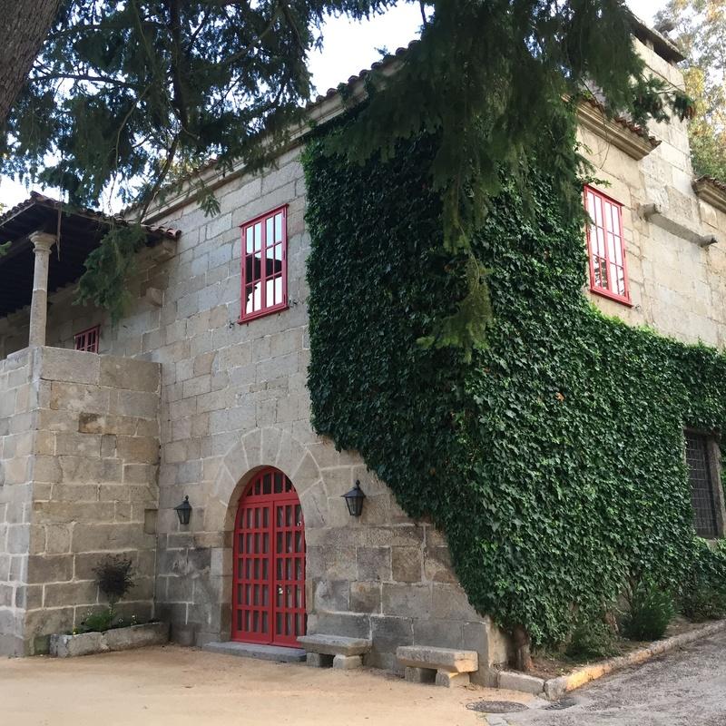 Pazo de Ramirás: Carta y Eventos de Restaurante Galileo