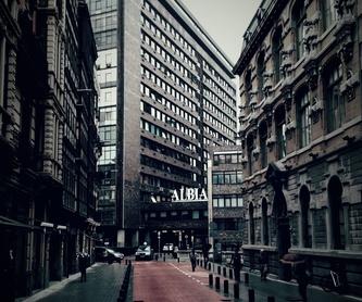 Edificio Albia- Bilbao.