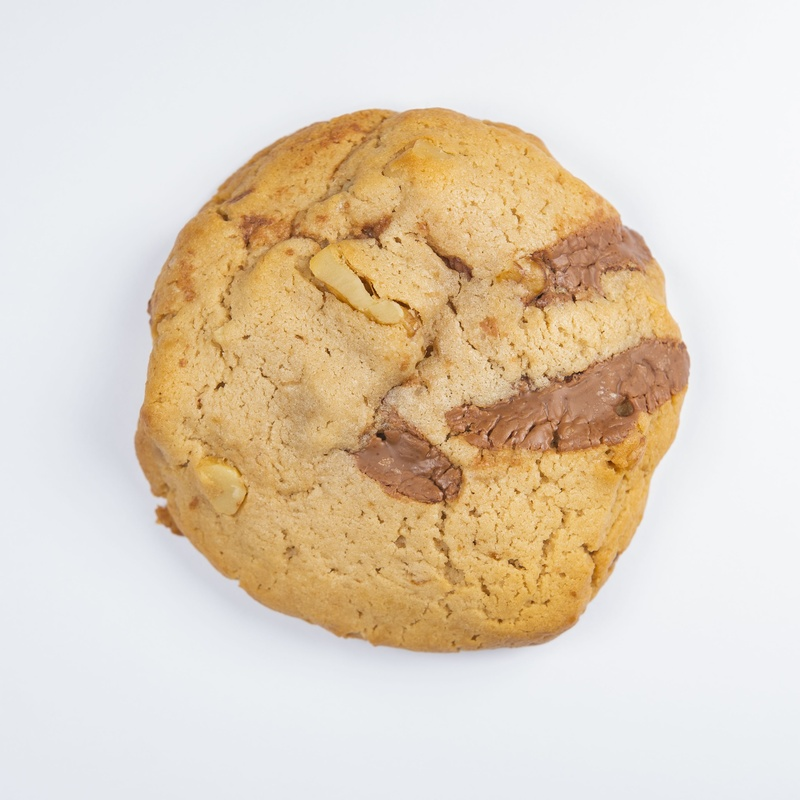 Galleta de chocolate con leche y nueces: Nuestras Galletas de Galletanas Granada