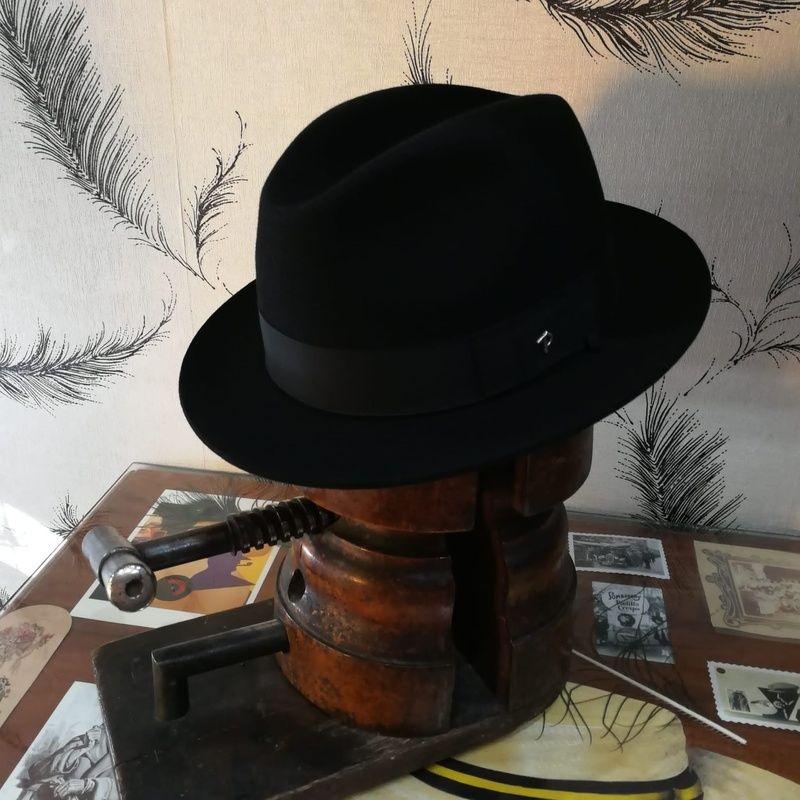 Fedora Fieltro en Lana:  de Sombrerería Citysport
