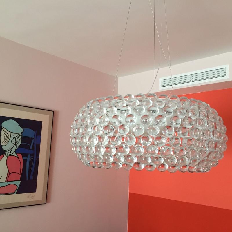 Lámpara Foscarini Gaboche