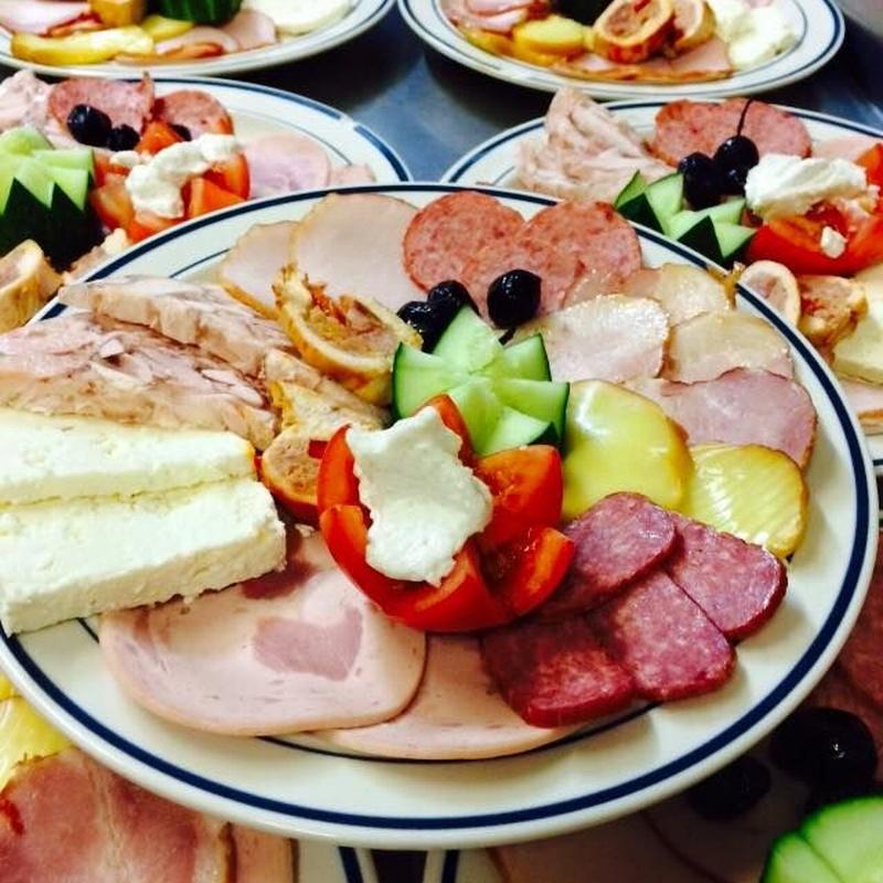 Ensaladas - Salate: Catálogo de Restaurante Vanessa