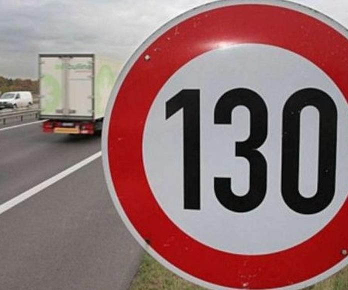 Cambio en los límites de velocidad y otras normas de seguridad vial para 2015