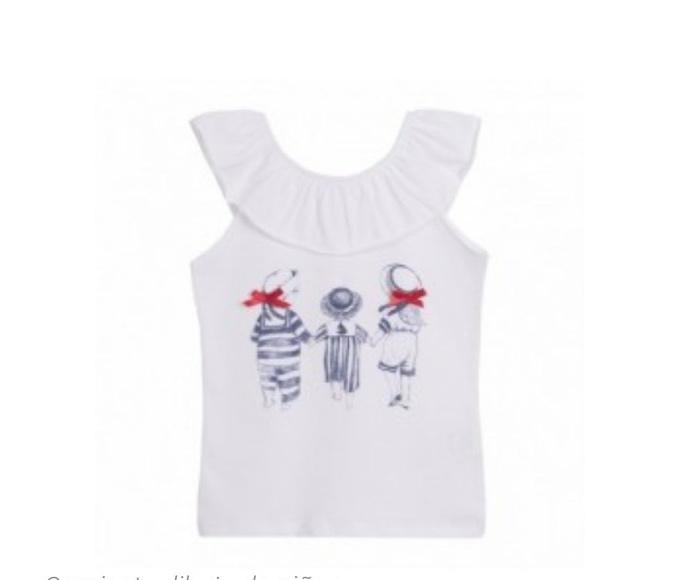 Moda infantil niña: Ropa y complementos de Moda Infantil Ohana