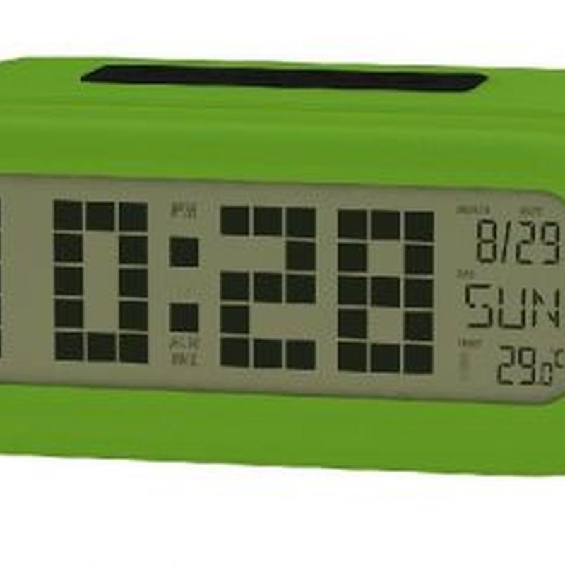 Reloj Despertador Digital DCD-24G