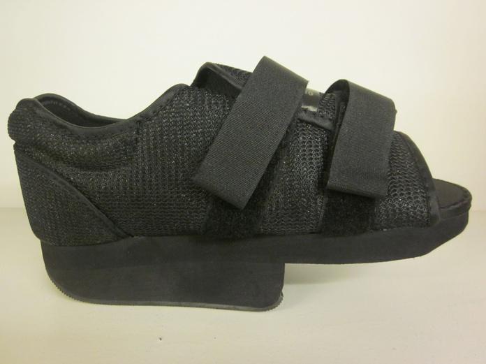 Zapatos Post-Operatorios: Catálogo de Ortopedia Crif