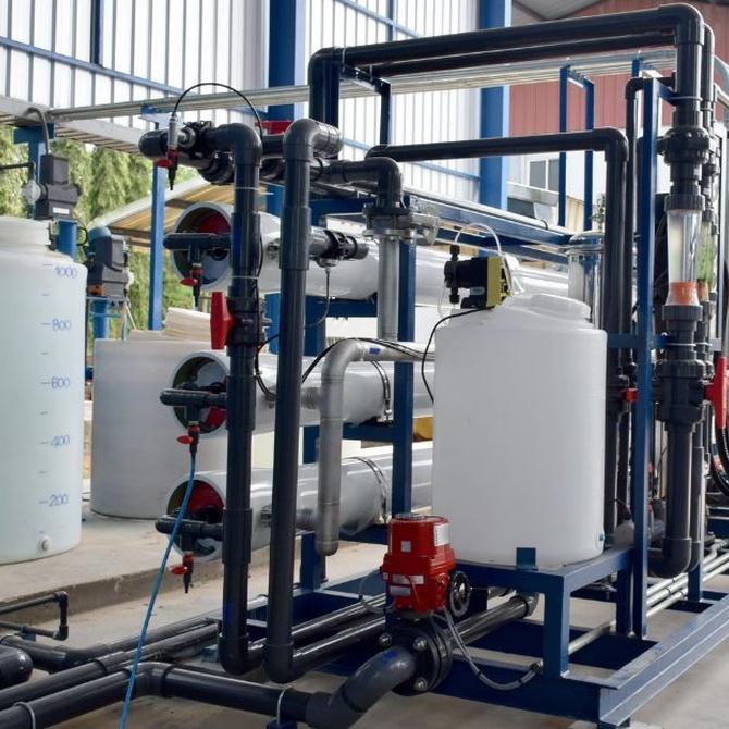 ¿Qué es y qué ventajas aporta la limpieza con osmosis inversa?