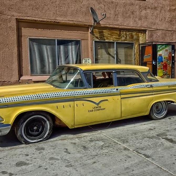 Los taxis más peculiares del mundo