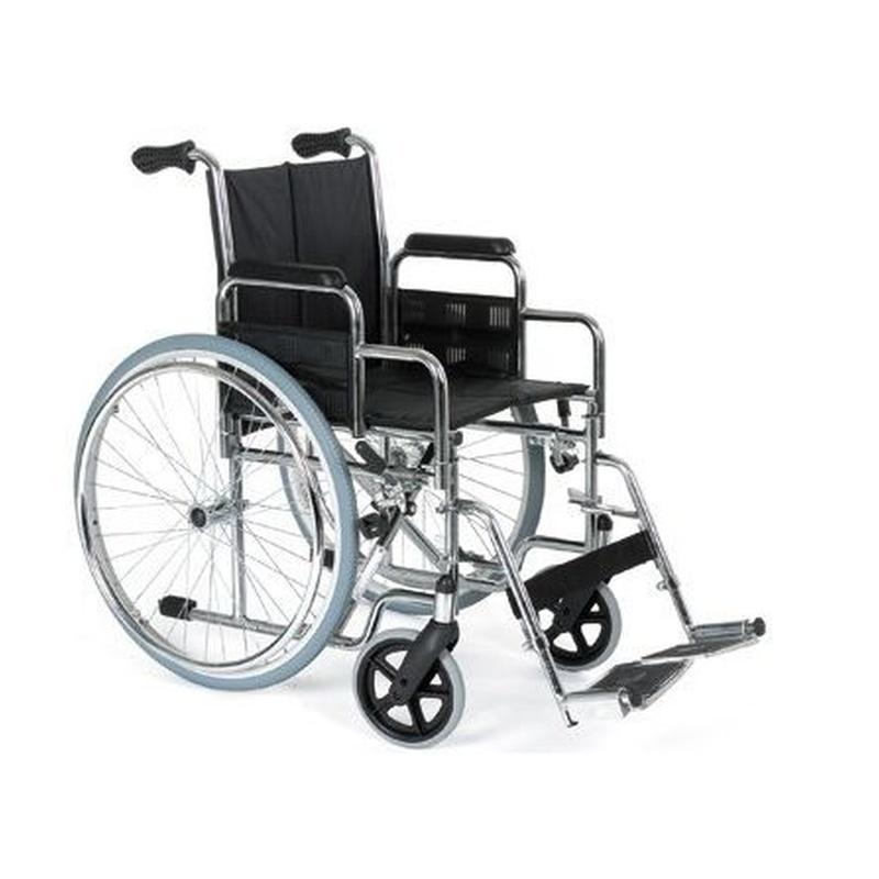 Silla de ruedas autopropulsable plegable: Productos de Ortopedia Hospitalet