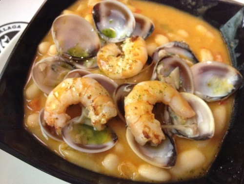 Fotos de Cocina tradicional en Málaga   Café Central
